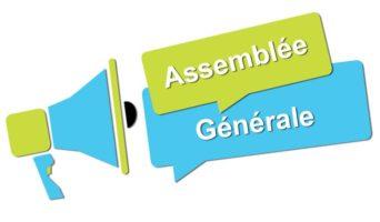 Assemblée générale – mercredi 27 Juin 2018
